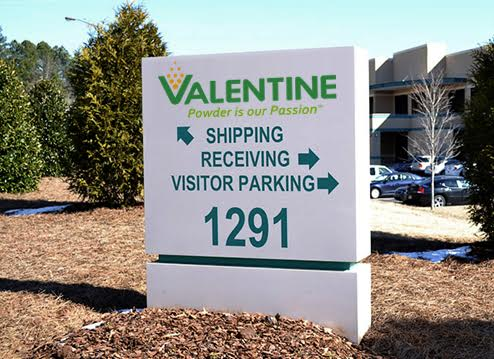 Valentine Enterprises, Inc.